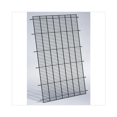 "Midwest Dog Cage Floor Grid Black 35"" x 24"" x 1"" - ViTaiLity Pet Supply"