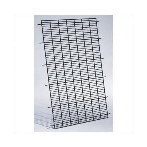 "Midwest Dog Cage Floor Grid Black 35"" x 29"" x 1"" - ViTaiLity Pet Supply"