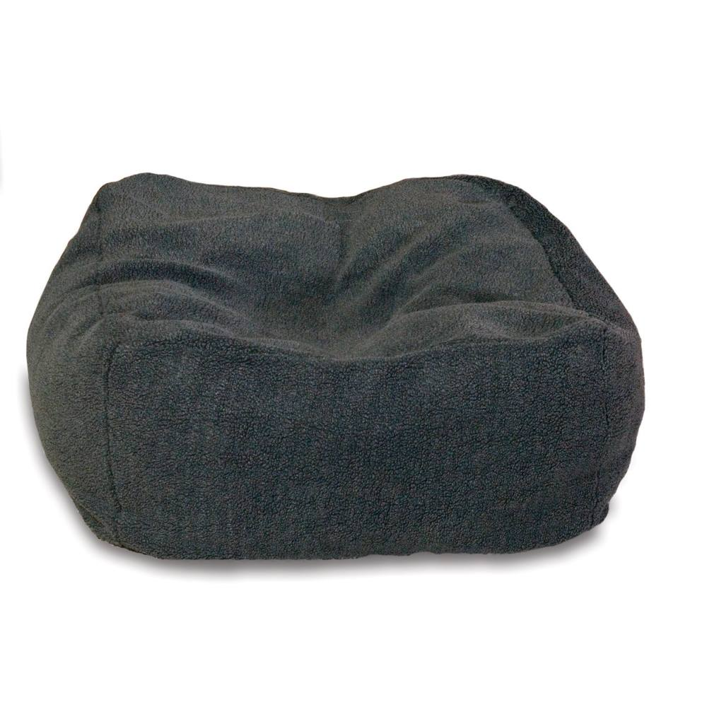 "K&H Pet Products Cuddle Cube Pet Bed Medium Gray 28"" x 28"" x 12"" - ViTaiLity Pet Supply"