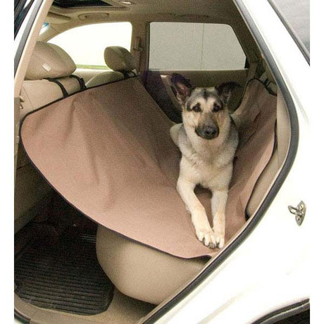 "K&H Pet Products Car Seat Saver Tan 54"" x 58"" x 0.25"" - ViTaiLity Pet Supply"