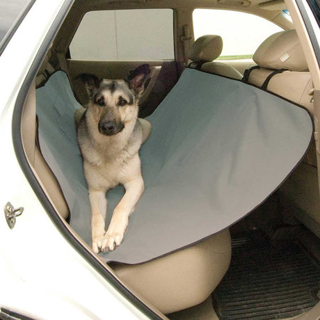 "K&H Pet Products Car Seat Saver Gray 54"" x 58"" x 0.25"" - ViTaiLity Pet Supply"