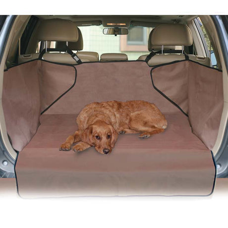 "K&H Pet Products Economy Cargo Cover Tan 52"" x 40"" x 18"" - ViTaiLity Pet Supply"