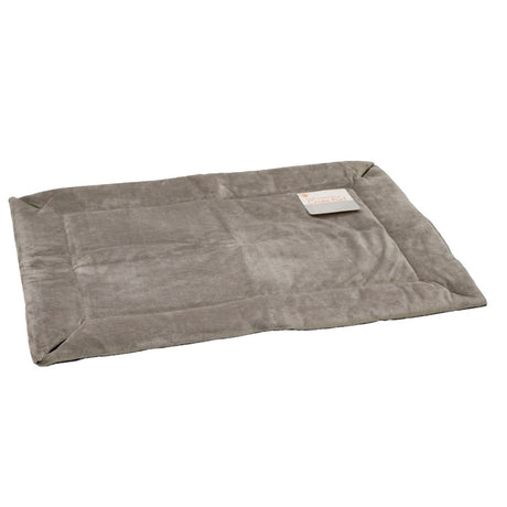 "K&H Pet Products Self-Warming Crate Pad Extra Extra Large Gray 37"" x 54"" x 0.5"" - ViTaiLity Pet Supply"