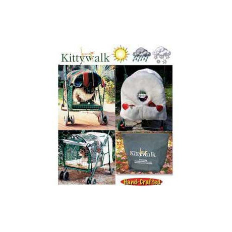 Kittywalk SUV Stroller All Weather Gear - ViTaiLity Pet Supply
