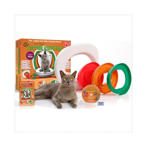 Litter Kwitter Cat Toilet Training System - ViTaiLity Pet Supply