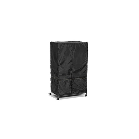 "Midwest Ferret and Critter Nation Cage Cover Black 36"" x 24"" x 58.5"" - ViTaiLity Pet Supply"