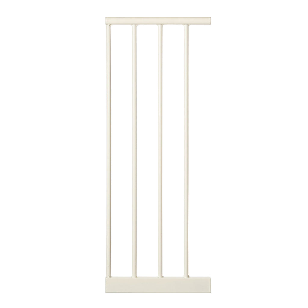 "North States 10.5 inch Extension for Easy-Close Gate White 10.5"" x 29"" - ViTaiLity Pet Supply"