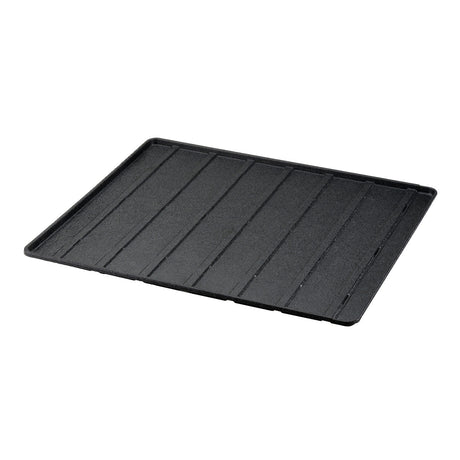 "Richell Expandable Floor Tray Medium Black 37""-62.2"" x 32.1"" x 1"" - ViTaiLity Pet Supply"