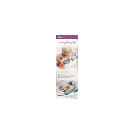 Kidco Bath Storage Basket White - ViTaiLity Pet Supply