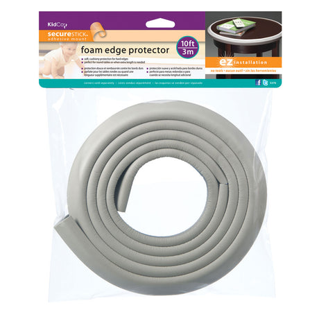 Kidco Foam Edge Protector Gray - ViTaiLity Pet Supply