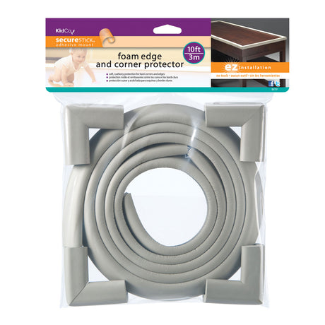 Kidco Foam Edge and Four Corner Protectors Gray - ViTaiLity Pet Supply