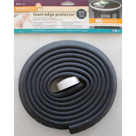 Kidco Foam Edge Protector Black - ViTaiLity Pet Supply