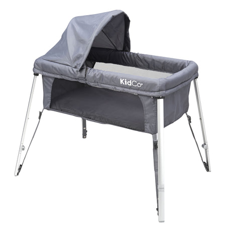 "Kidco DreamPod Travel Bassinet Gray 23"" x 41.5"" x 38"" - ViTaiLity Pet Supply"