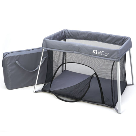 "Kidco TravelPod Plus Travel Play Yard Gray 42.5"" x 29.5"" x 27"" - ViTaiLity Pet Supply"