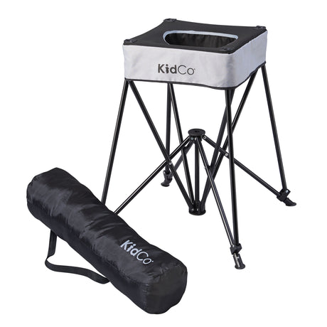 "Kidco DinePod Travel Highchair Gray 23"" X 23"" X 26"" - ViTaiLity Pet Supply"