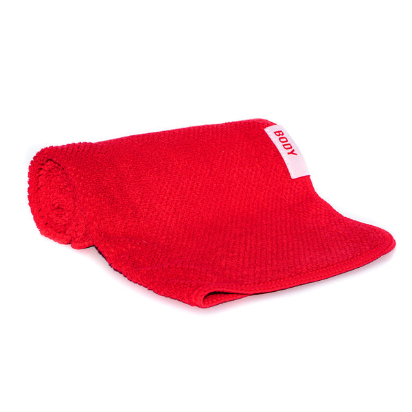 Serviette Racing Red
