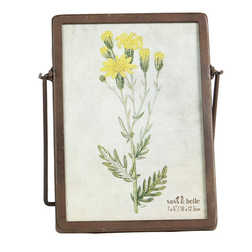 SASS & BELLE Industrial Photo Frame