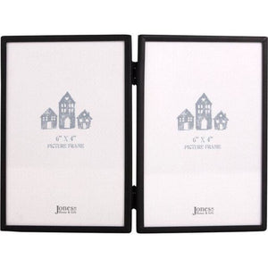 Double Glass Photo Frame