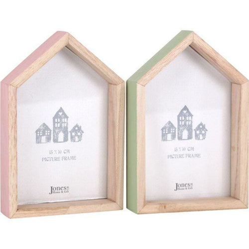 House Photo Frame