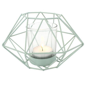 Geometric Tealight Holder