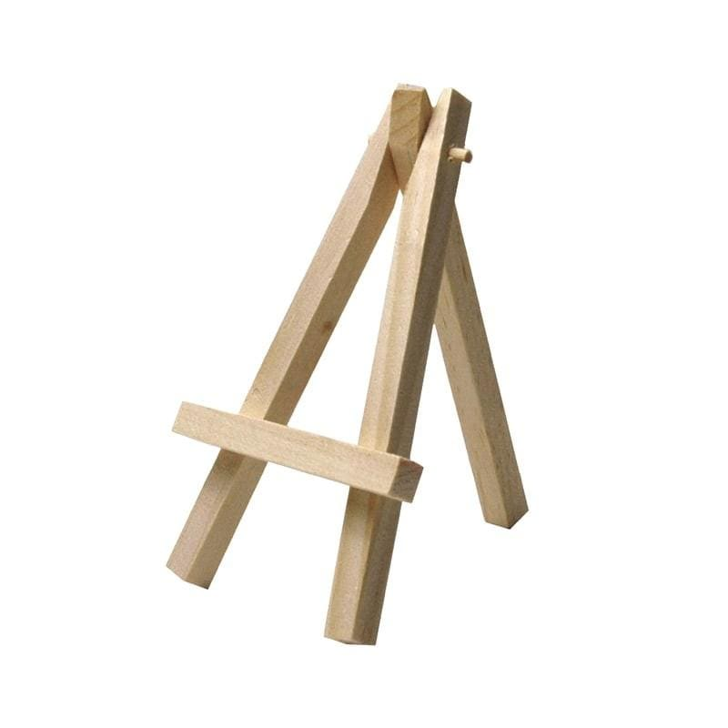GINGER RAY Set of 3 Mini Wooden Easels