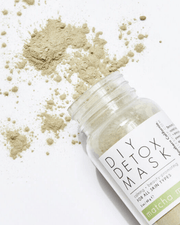 DIY Detox Mask - Green Tea Matcha