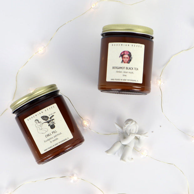 Mistletoe Magic Candle Duo