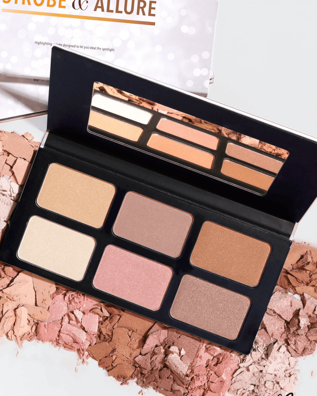 Strobe & Allure Highlight Palette