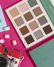 Go, Fly, Travel Eye Shadow Palette
