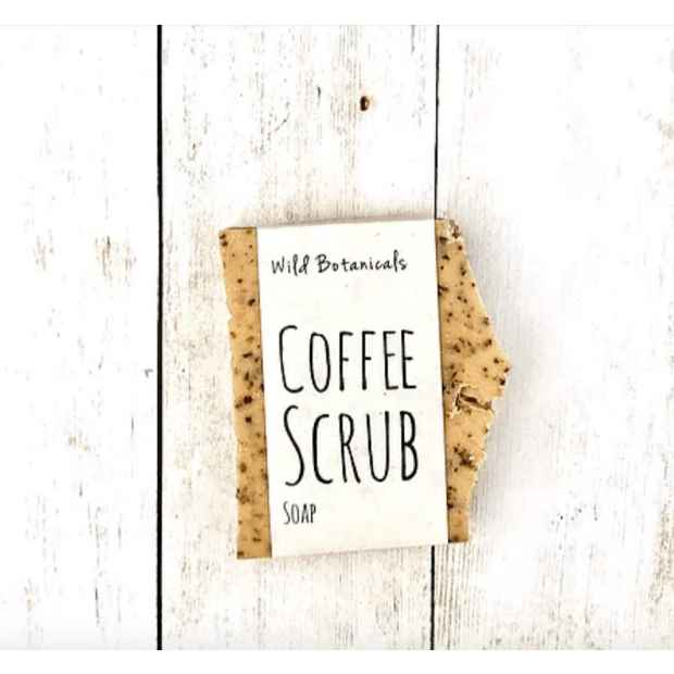 Coffee Scrub Bar