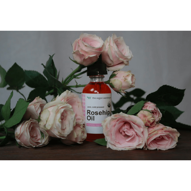 Organic Virgin Rosehip Oil