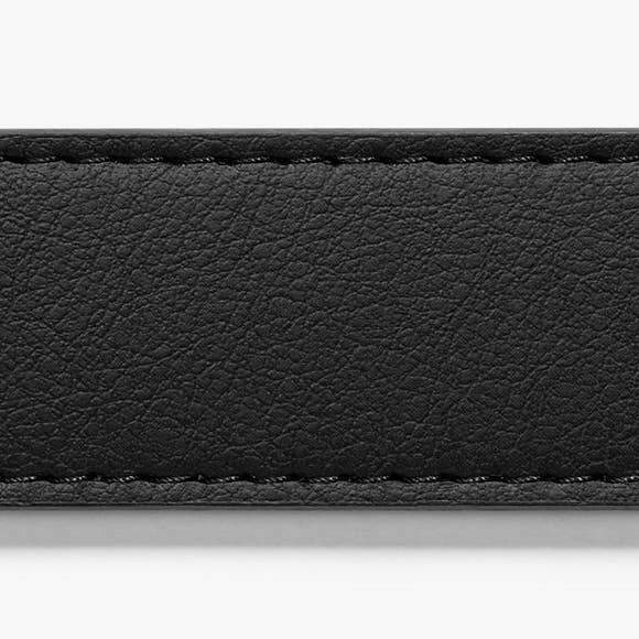 Classic Vegan Leather Belt