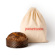 California Innovation Collaborator Chocolate and Candied Orange Panettone