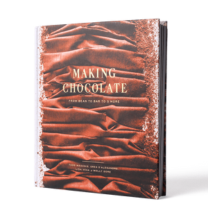 Dandelion Chocolate Book Making Chocolate: From Bean to Bar to S'more - / Wrapped and Signed