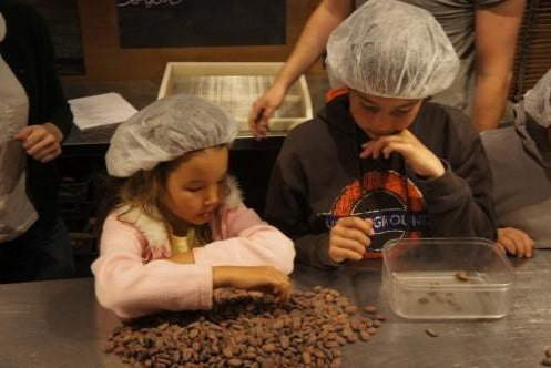 Dandelion Chocolate Experience Explorers (ages 7-12)