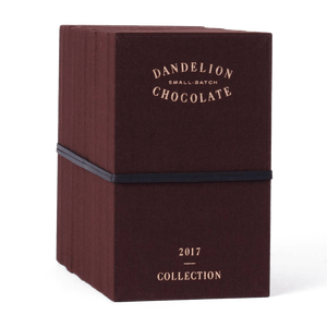 Dandelion Chocolate Gift 2017 Collection Box -