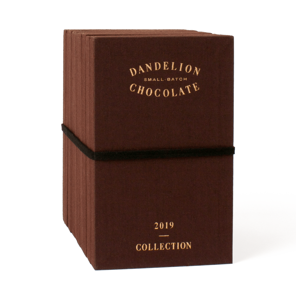 Dandelion Chocolate Gift 2019 Collection Box