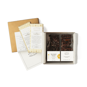 Dandelion Chocolate Gift Chocolate & Toffee Tasting Set