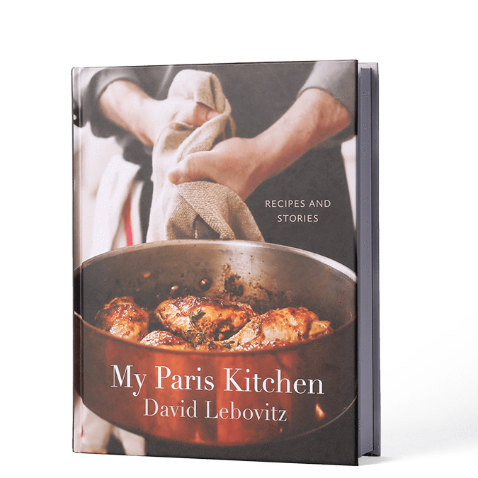 David Lebovitz Book My Paris Kitchen: Recipes and Stories Employee