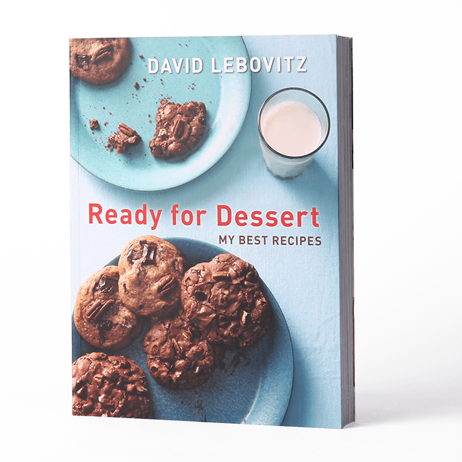 David Lebovitz Book Ready For Dessert: My Best Recipes Employee