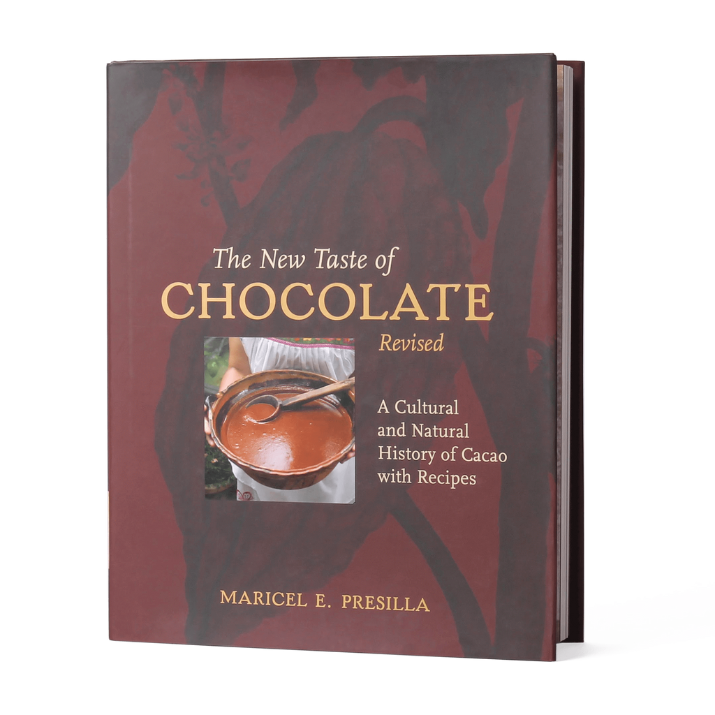 Maricel E. Presilla Book The New Taste Of Chocolate: A Cultural and Natural History Employee