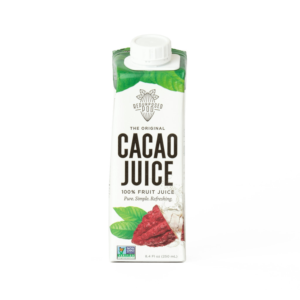Repurposed Pod Collaborator Cacao Pulp Juice -