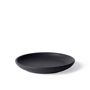 Sueki Ceramics Ceramic Dark Grey Plate -