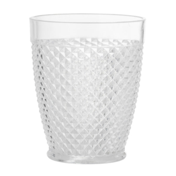 Becher, 8,5 x 10,5cm, 370ml, transparent
