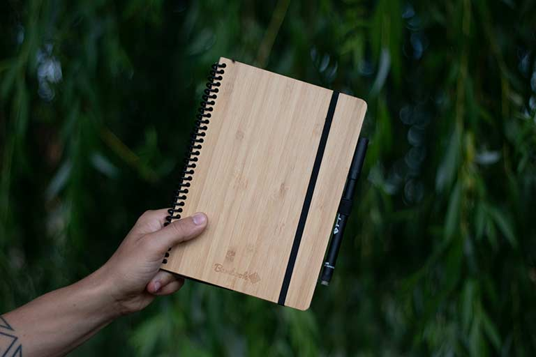 Bambook Whiteboard Notebook