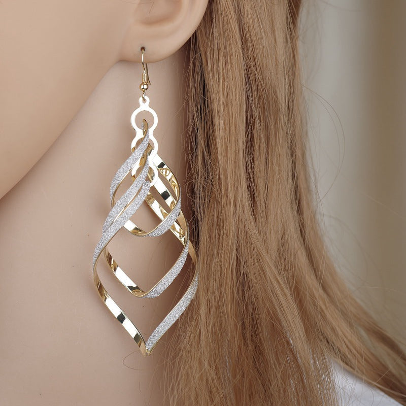 Vivien Spiral Earrings - Kateopia