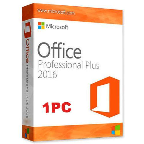 Microsoft Office Pro Plus 2016