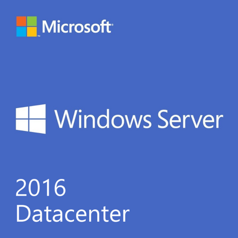 Microsoft Windows Server 2016 Datacenter – 25CALs – ENG | x64 | 16 cores