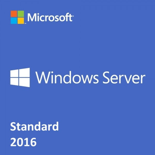 Windows Server 2016 Standard 25CALs – Full ENG – x64