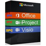 Microsoft Office/Visio/Project 2016